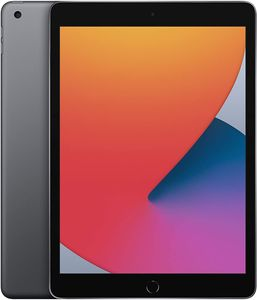 Apple iPad (32GB) WiFi 8.Generation space grau 10,2 Zoll Retina Display iOS