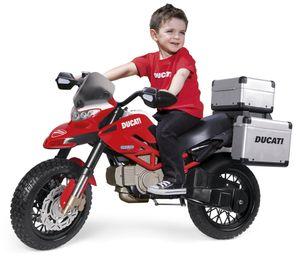 Peg Perego Ducati Enduro - rot-schwarz-grau; IGMC0023