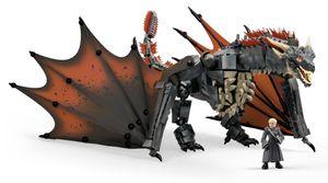 Mega Construx Probuilder Game of Thrones Daenerys & Drogon