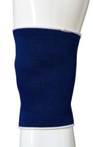 Best Sporting Knie Bandage, Größe S-L, blau, Größe:L