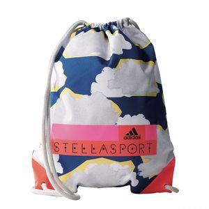 adidas STELLASPORT GYM BAG GRAPHIC / Turnbeutel BS3639, Farbe:Weißtöne