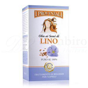 I Provenzali Haaröl aus Leinsamenöl 100 ml - 100% rein
