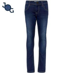 name it Jungen lange-Hosen in der Farbe Blau - Größe 158