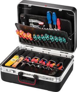 PARAT Werkzeugkoffer SILVER 360x195x470mm