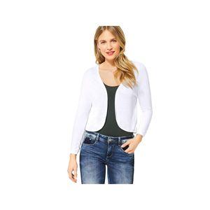 Street One Damen Langarmshirt A315025 White