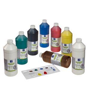 Schultempera Farbe 8er Set von ColArt