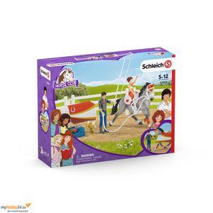 Schleich® Horse Club Mias Voltigier-Reitset 42443