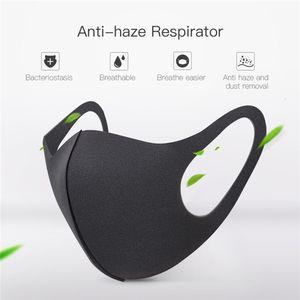 10 Stück Staubmaske Schutzmaske Atemschutzmaske Atmungsaktiver Staub Winddicht Anti-Dunst-Schutzmaske Gesichtsschutz  Atmungsaktiver Waschbar (Erwachsene Modelle)