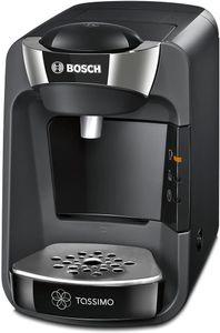 CYE Tassimo Suny Kapselmaschine TAS3202 Kaffeemaschine by Bosch, ber 70 Getrnke, vollautomatisch, geeignet fr alle Tassen, nahezu keine Aufheizzeit, 1300 W, schwarz