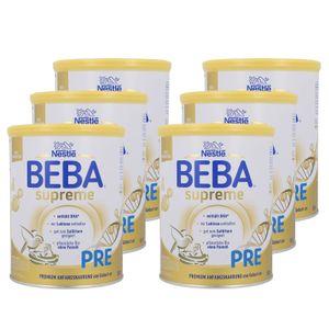 Nestlé BEBA SUPREME Pre - 6x800g