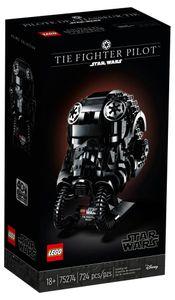 LEGO 75274 Star Wars TIE Fighter Pilot™ Helm