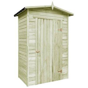 Holz Gerätehaus ,Geräteschuppen ,Gartenhaus ,Garten-Lagerschuppen