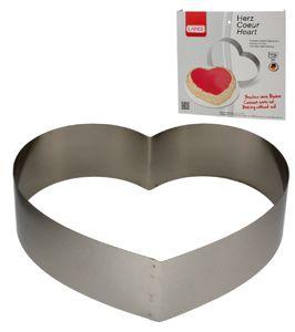 Lares Metallbackrahmen - Herz