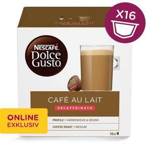 DOLCE GUSTO Cafe Au Lait Decaffeinato