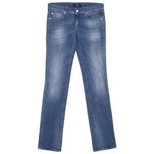 20096 Replay, Vicki,  Damen Jeans Hose, Stretchdenim, blue used, W 27 L 34