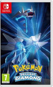 Pokemon Strahlender Diamant (Switch) (EU-Verison)