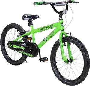 Actionbikes Kinderfahrrad Zombie 20 Zoll Grün