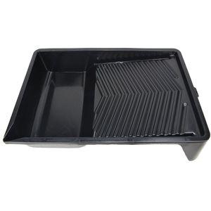 Farbwanne 47x30cm schwarz Kunststoff Lackschale Lackwanne Bodenwanne