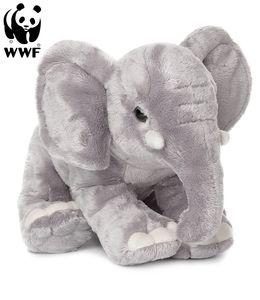 Plüschtier Elefant (Rüssel runter, 25cm) Kuscheltier Stofftier Elephant