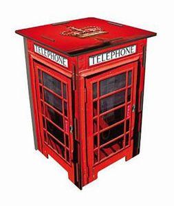 Werkhaus Photo-Hocker Telefonzelle London