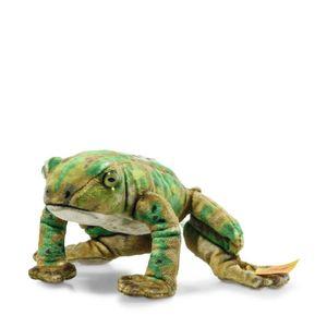 Steiff 056536 Froggy Frosch 12 Grün