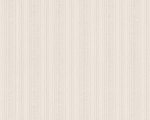 A.S. Création Papiertapete Concerto 2 metallic weiß 10,05 m x 0,53 m 301875