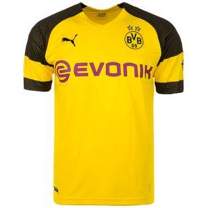 PUMA BORUSSIA HOME 2018/19 Herren Trikot T-Shirt Gelb, Größe:L