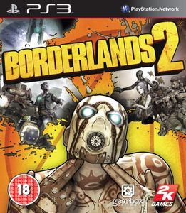 Take-Two Interactive Borderlands 2, PS3