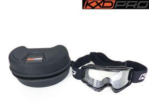 KXD Kinder Motocross Brille MX MTB Mountain Bike Klar Moto Cross Enduro Goggles