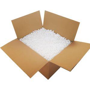 Verpackungschips - Maisflips - Füllmaterial -   50 L - kompostierbar - im Karton