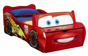 Disney Cars Kinder Bett Ligthning McQueen Bett Kinder Babybett Spielbett rot