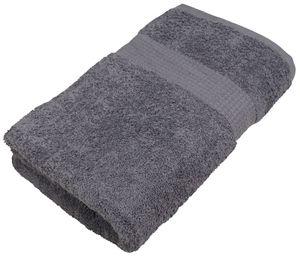 Handtücher, Farbauswahl:Silbergrau, Grösse:Duschtuch 70 x 140 cm
