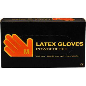 handschuhe Latex 100 Stück Größe M
