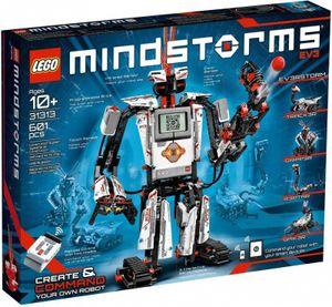 LEGO MINDSTORMS EV3, Mehrfarben, 10 Jahr(e), 601 Stück(e)