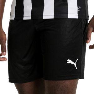 PUMA LIGA s Core Herren Fußball-Shorts Schwarz-Weiss, Größe:XXL