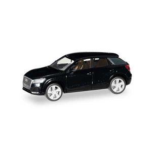 Herpa 038676-003 Audi Q2 mythosschwarz metallic 1:87