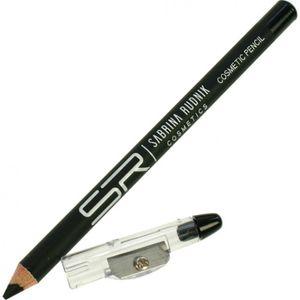 Kosmetik Kajalstift SABRINA schwarz 14cm