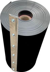 Rhizomsperre Wurzelsperre 6m x 0,7m Stärke 2 mm & Verschlussschiene*