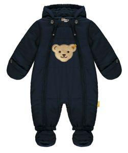 STEIFF® Baby Schneeanzug großer Bär, Größe:62, Präzise Farbe:Marine