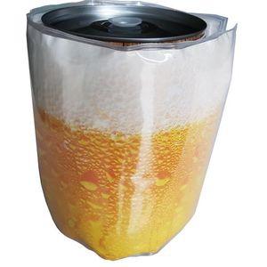 Fasskuehler 5 Liter Bieroptik