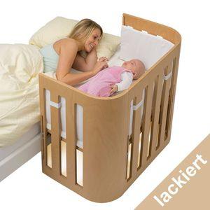 Babybay 180101 Beistellbett trend - extra belüftet