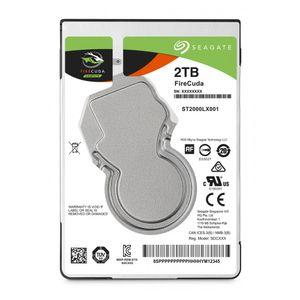 Seagate FireCuda ST2000LX001 - Hybrid-Festplatte - 2 TB