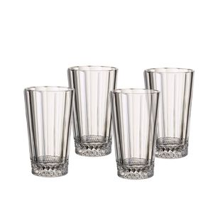 Villeroy & Boch Opéra Longdrinkglas Set 4tlg. Kristallglas 170,00mm 1137898260