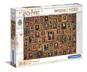Clementoni 61881 Harry Potter 1000 Teile Impossible Puzzle
