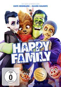 Hape Kerkeling,Ulrike Stürzbecher,Oliver... - Happy Family - Digital Video Disc