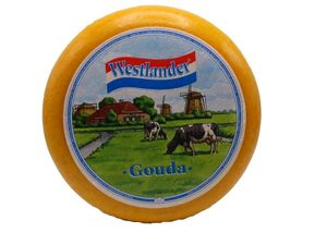 Westlander Jung-Gereifter Gouda Käse 1000 gramm