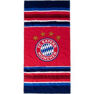 FC Bayern München Strandtuch Stripes 150 x 75 cm
