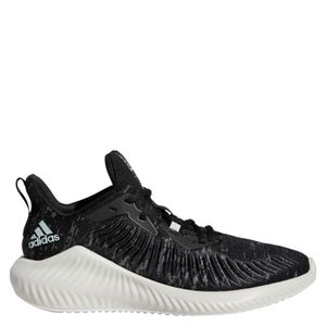 Adidas Alphabounce+ Parley W Cblack/Lingrn/Ftwwht 40