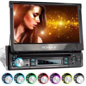 XOMAX XM-D749 18cm/7' DVD-Moniceiver USB SD BLUETOOTH