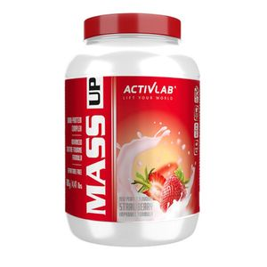 Whey Protein 2kg Erdbeere Eiweiß Eiweiss Pulver Creatin Taurin Shake Mass Gainer Muskelaufbau